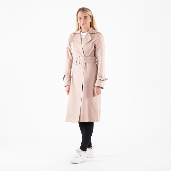 Image of   Oversized trenchcoat