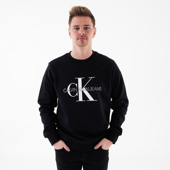 Image of   Iconic monogram crewneck
