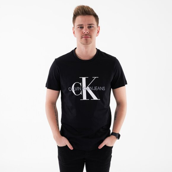 Image of   Iconic monogram ss slim tee