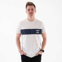Tommy Jeans - Tjm chest stripe logo tee