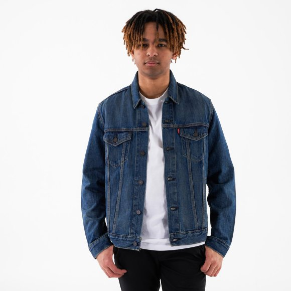 Image of   The trucker jacket