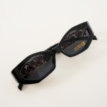 NA-KD - Chain temple detailed sunglass