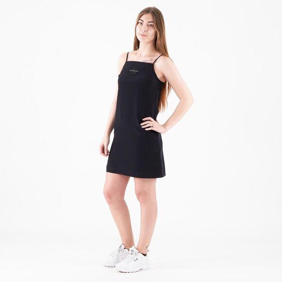 Image of   Monogram slip dress