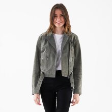 Vila - Vifaith suede jacket