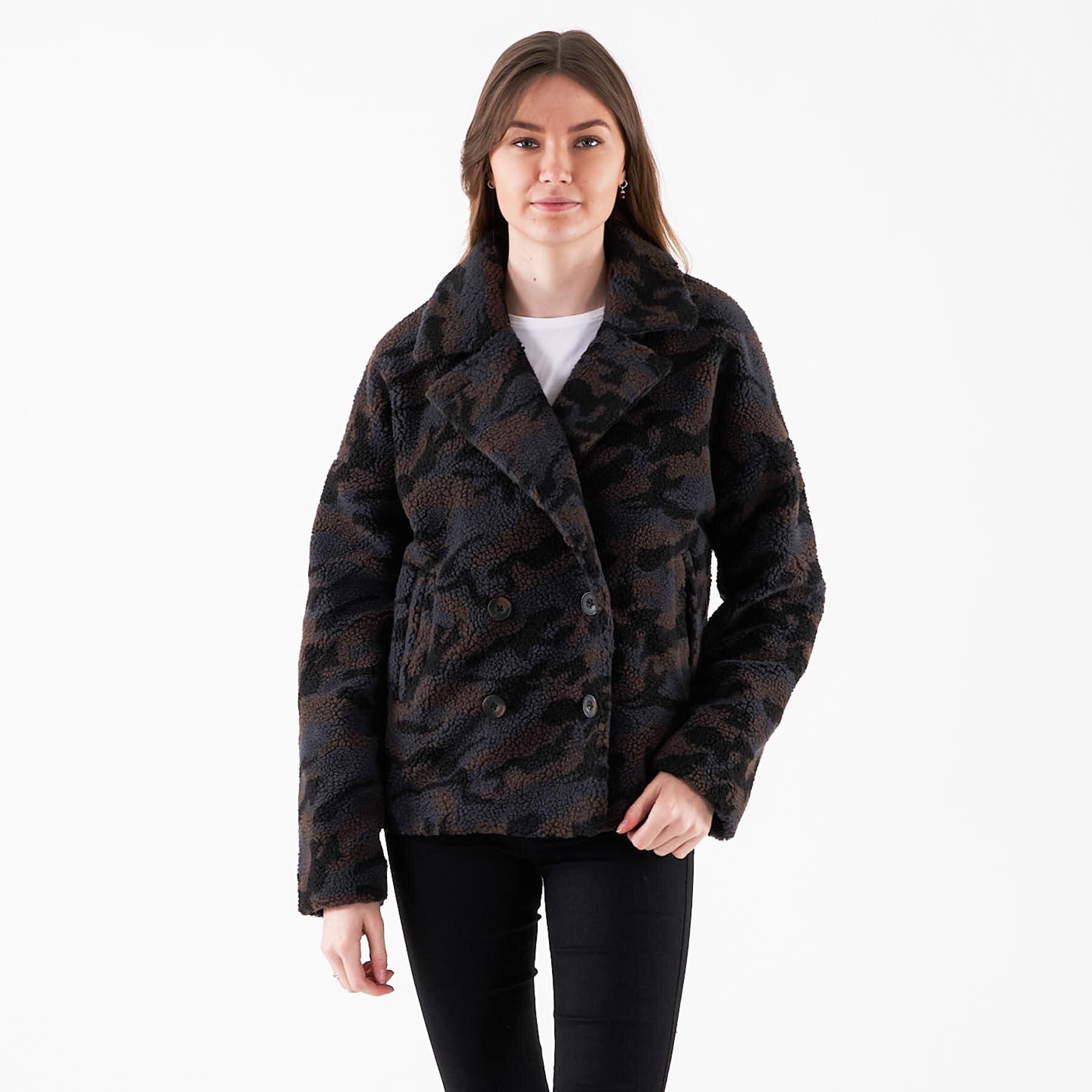 Køb Object – Objgillian short coat – Damejakker – VERDENT ARMY AOP – XS