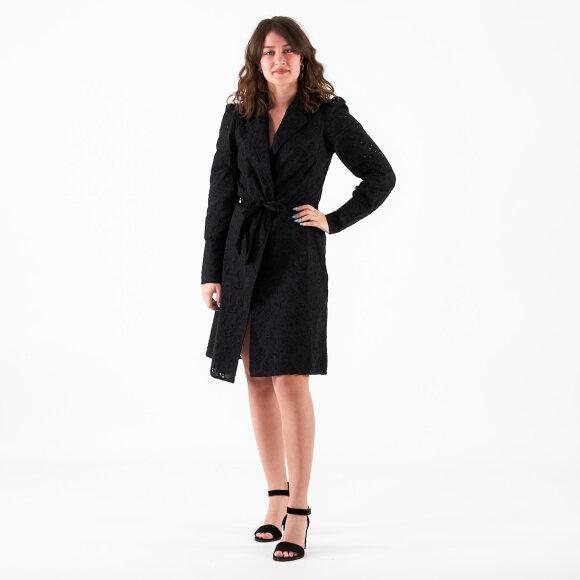 Image of   Anglaise blazer dress