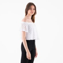 NA-KD - Off shoulder lace top