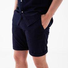 Les Deux - Lyon seersucker shorts