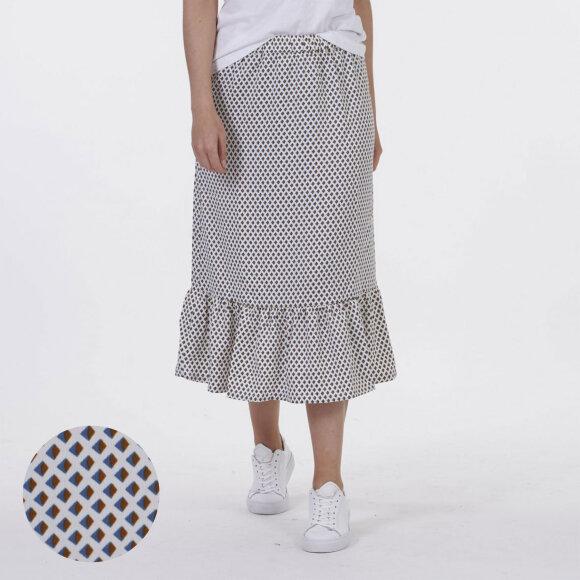 Image of   Kimora karma skirt aop