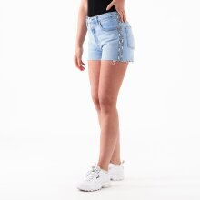 Levi's - 501 high rise short w. tape