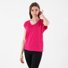 Pieces - Pcbillo tee lurex stripes