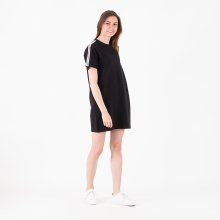 Tommy Jeans - Tjw tape detail shortslv dress