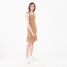 Pieces - Pcmayrin smock strap dress*