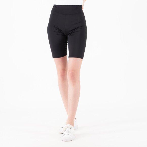 Pcmiva hw biker shorts fra pieces fra kingsqueens.dk