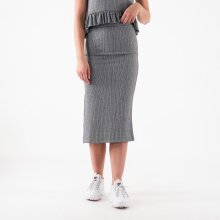 Pieces - Pcmyra hw skirt*
