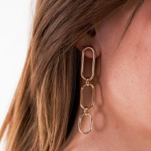 Pieces - Pcapina earrings*