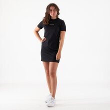 Calvin Klein - T-shirt dress with mesh tape