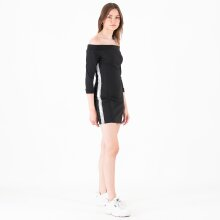 Calvin Klein - Off the shoulder milano dress