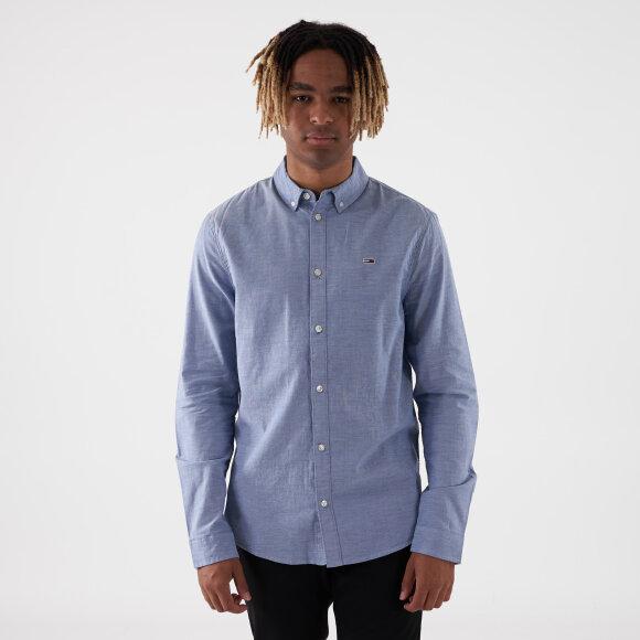 Tjm slim stretch oxford shirt