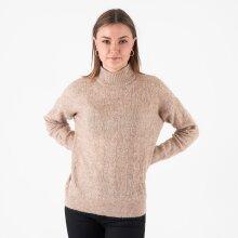 Pieces - Pcbecky ls high neck knit