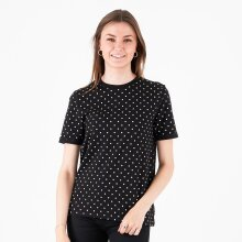 Pieces - Pcria ss fold up print tee