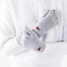 Tommy Jeans Access - Tjw basic flag rib gloves