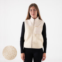 Pieces - Pcsadie teddy vest