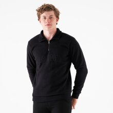 Les Deux - Avenue fleece half zip sweat