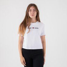 Tommy Jeans - Tjw modern linear logo tee