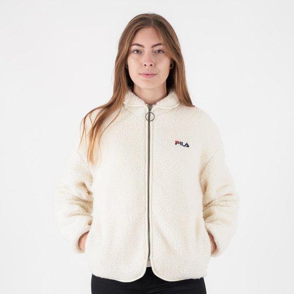 fila Sari sherpa fleece jacket på kingsqueens.dk