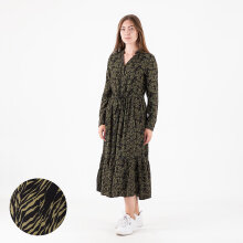 MOSS Copenhagen - Calie morocco ls dress aop
