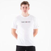 Tommy Jeans - Tjm straight logo tee