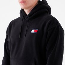Tommy Jeans - Tjm polar fleece badge hoodie