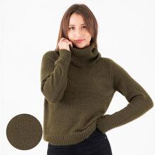 Vila - Vifeami rollneck l/s knit top