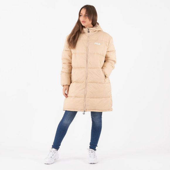 fila – Bronwen puff hood jacket på kingsqueens.dk