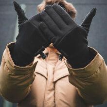Woodbird - Sly logo gloves