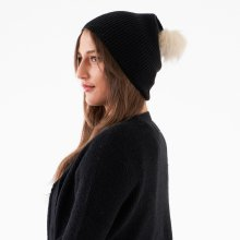 Pieces - Pcbina wool hood