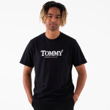 Tommy Jeans - Tjm gradient tommy tee