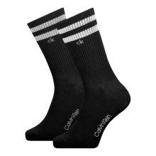 Calvin Klein Socks - Ck men crew 2p stripes