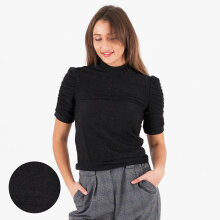 Pieces - Pcrina puff sleeve top