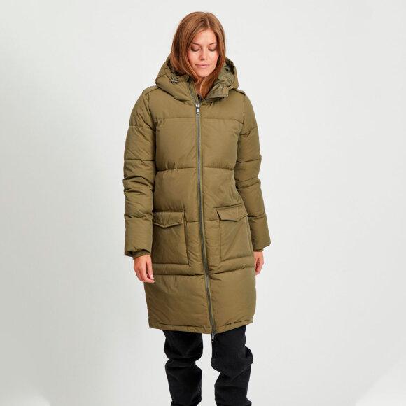 Object - Objzhanna ls long jacket