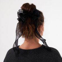 Pieces - Pcoda bow scrunchie