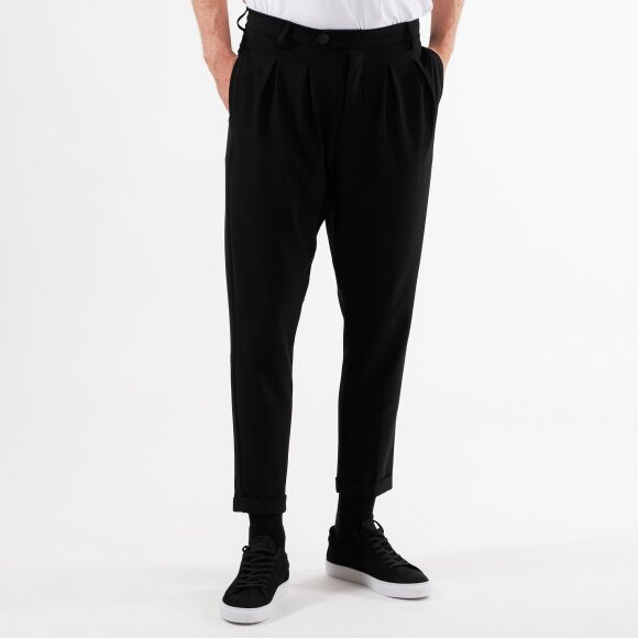 Marc two pleat pant