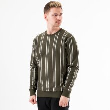 Noreligion - Vertical stripe crewneck