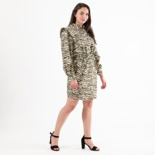 Pieces - Pcjelly ls shirt dress