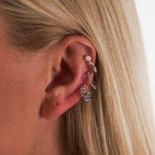 Pieces - Pcdagny 3-pack huggies earring