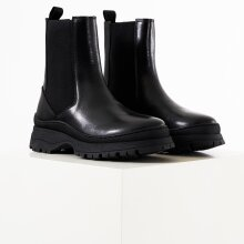 Pieces - Psselione leather boot