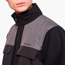 Woodbird - Strukt zip fleece