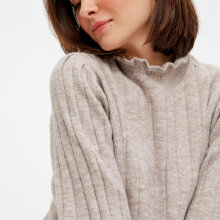 Pieces - PCGIANA LS HIGH KNIT