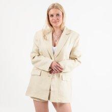 NA-KD - linen blend blazer